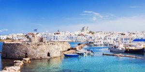Picturesque,Naousa,Village,,Paros,Island,,Cyclades,,Greece